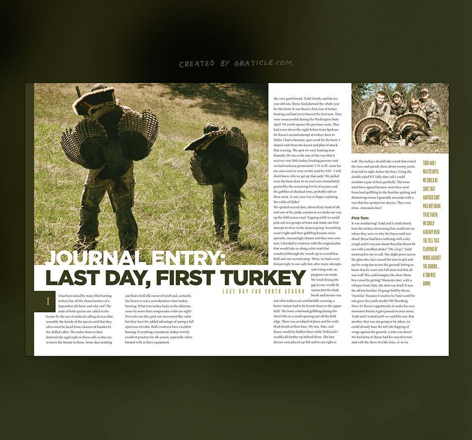 Last Day First Turkey